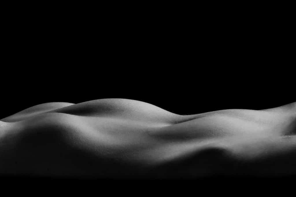 Artistieke foto's, silhouet fotograaf, fine art nude, fotograaf donkere foto's, boudoir